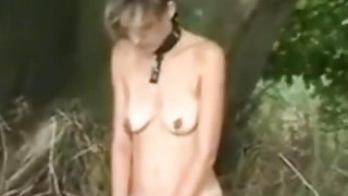 My slave Ann hanging from a tree
