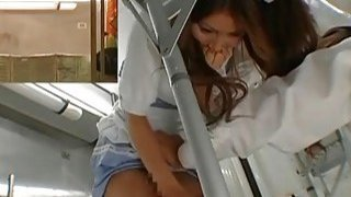Pal drills japanese hottie
