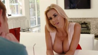 Busty MILF just wants to fuck