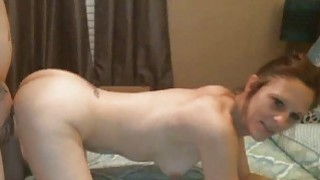 Lonely Babe Gets Fucked From Behind