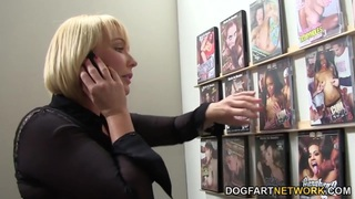 Mellanie Monroe Having Anonymous Interracial Sex