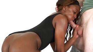 Hot dark girl acquires the longawaited hard sex
